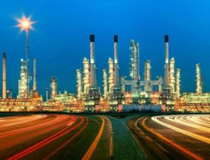 Oil refinery Industries