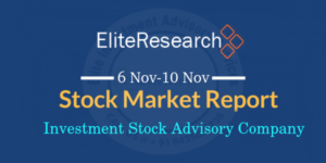 stock market weekly report
