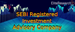 SEBI registered advisory Company